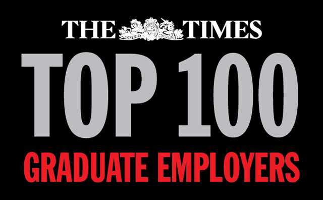 The Times Top 100 Graduate Employers